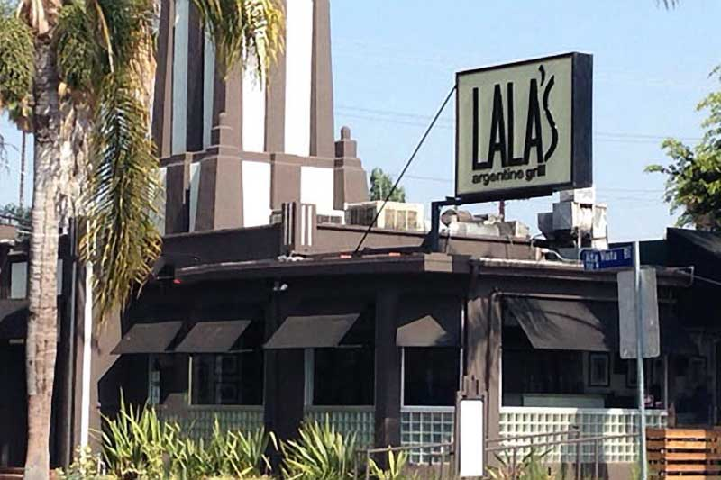 Lala's Argentine grill